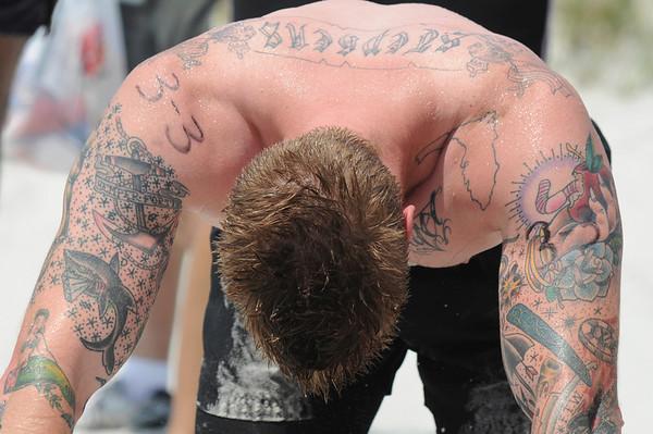 Neverquit 2011 Challenge pushups