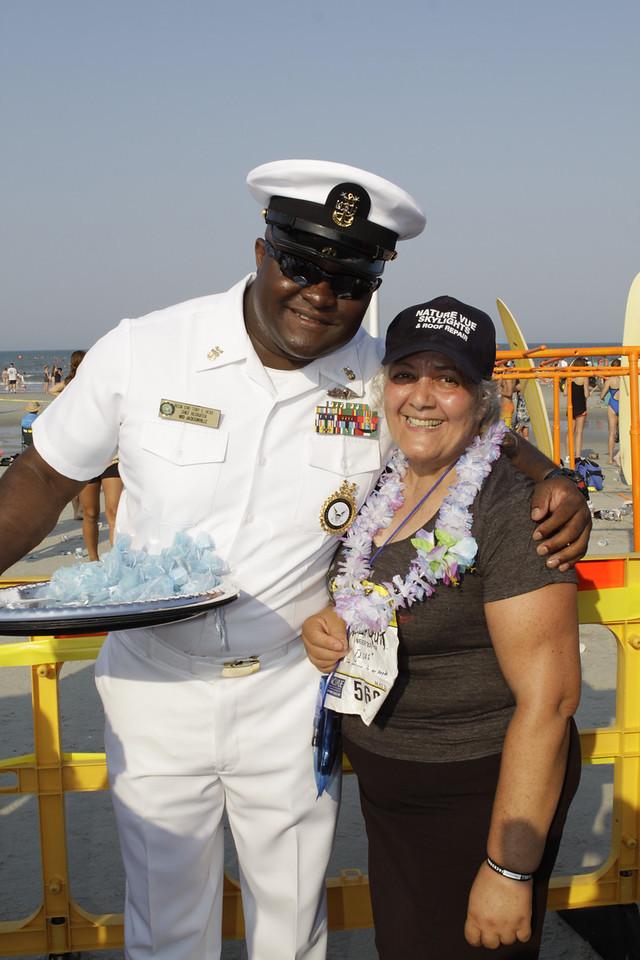 pendants Navy