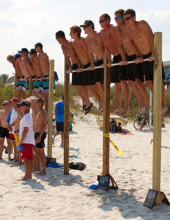 challenge pullups Neverquit 2011
