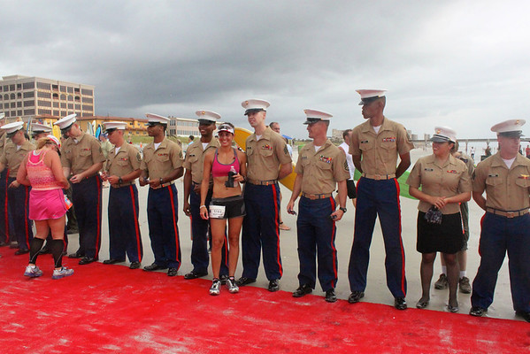 Never Quit Never 2012,  red carpet, Marines, 1144