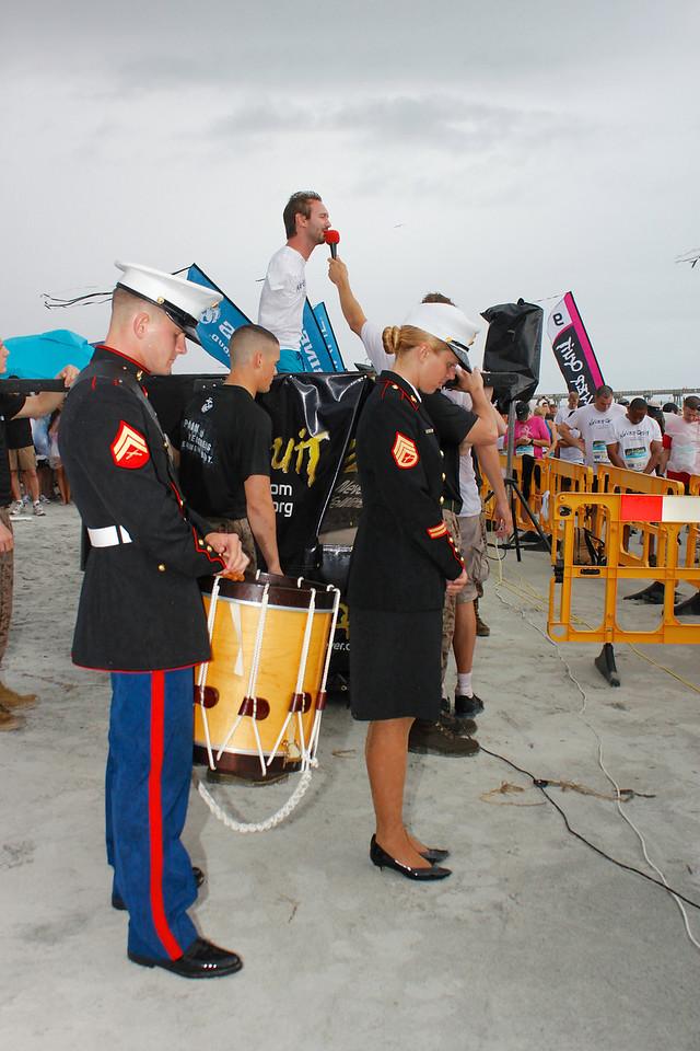Marines, Nick Vujicic, Erik, Never Quit Never 2012