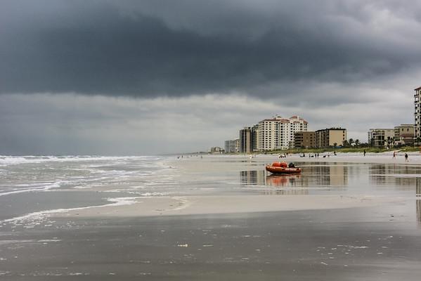 Beach View of Jacksonville Beach