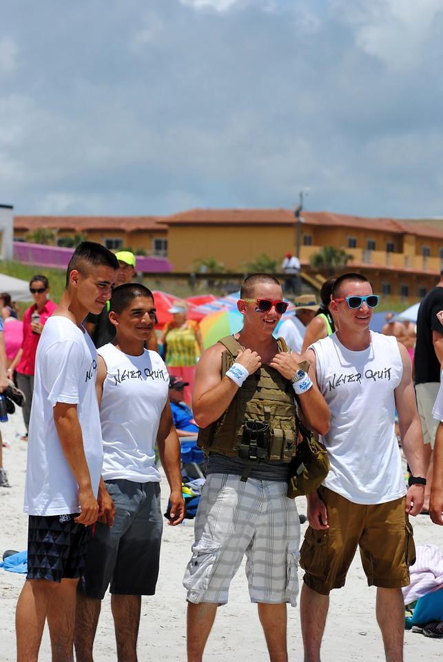 volunteers, navy, marines, 2014