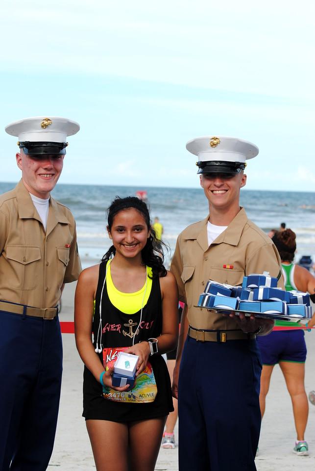 5K, blue carpet, marines, 2014, 3476
