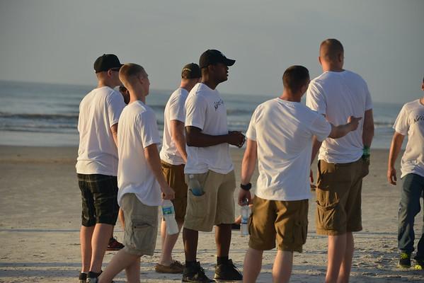 volunteers, marines