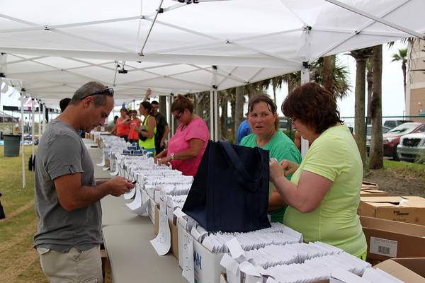 expo, volunteers