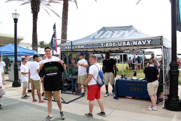 expo, navy