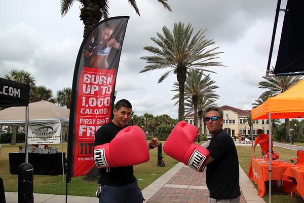 expo, vendor, title boxing
