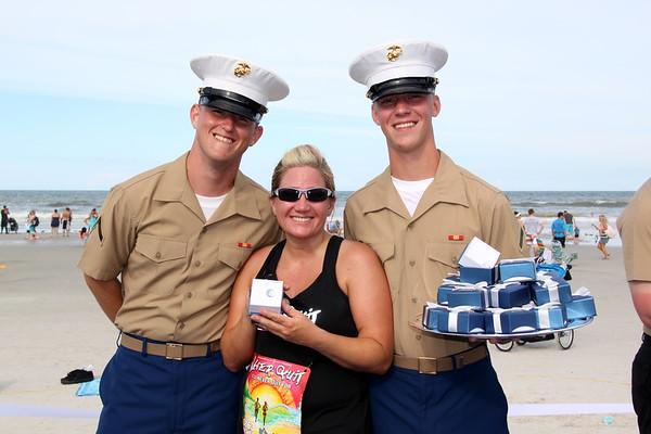 marines, blue carpet, 3863