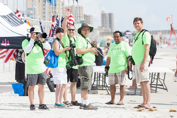 volunteer, photographers