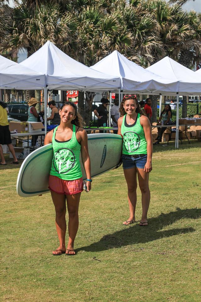 expo, surfboard