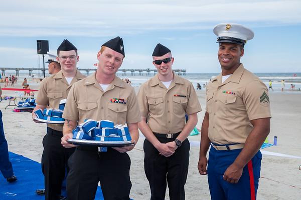 awards, pendant, marines,