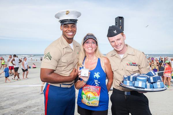 awards, pendant, marines, 2458, blue carpet