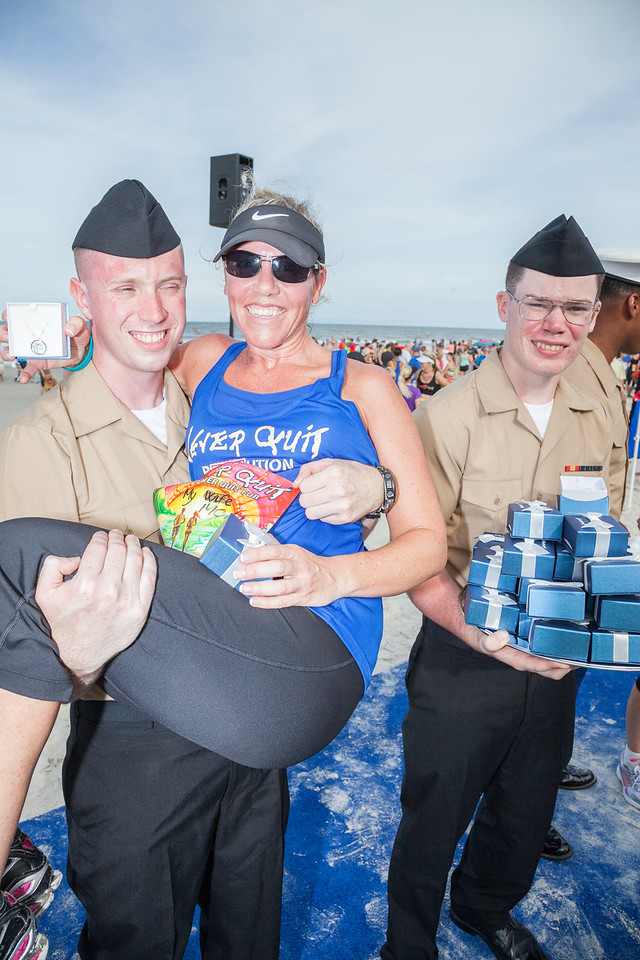 awards, pendant, marines, 2414, blue carpet