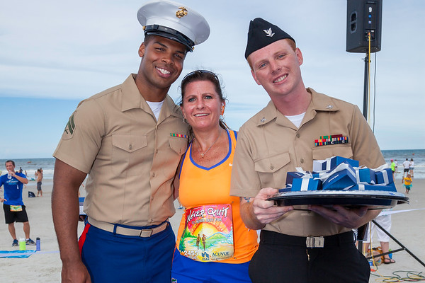 awards, pendant, marines, 2455, blue carpet