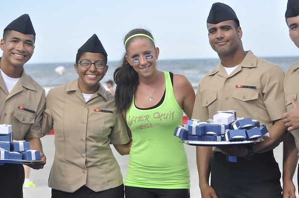 marines, navy, blue carpet