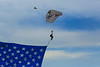 paratroopers, flag