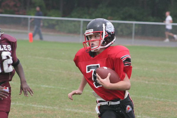 Junior Pee Wee Red Conference Championship