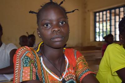 NRC Education programme in CAR Préfectoral school primary