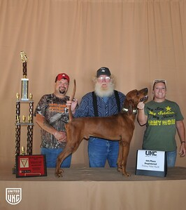 Friday Registered 4th Place - High Scoring Male