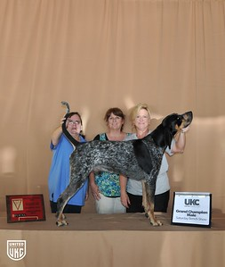 Saturday Grand Champion Male