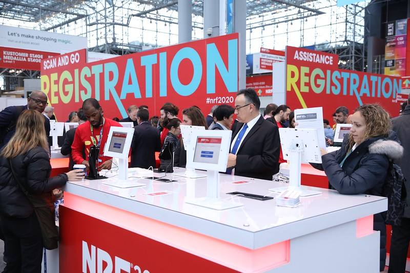 At NRF 2020 Vision: Retail's Big Show