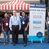Opening Party at NRF PROTECT