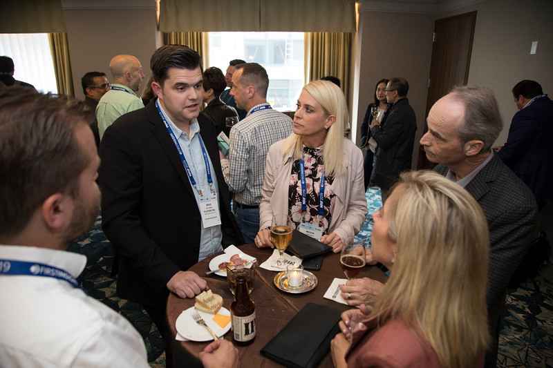 Opening Reception and Dinner at NRFtech 2019