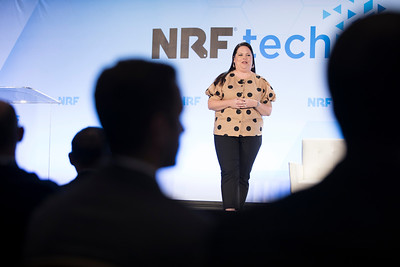 Andrea Bell at NRFtech 2019