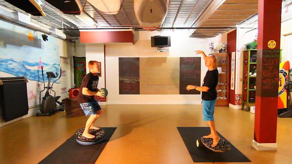 NRG SALT and CrossSUP Fitness
