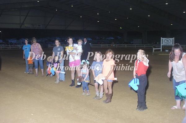 CLASS 14A  STICK HORSE