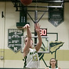 Nashoba Regional High School girls' basketball played Acton-Boxborough Regional High School on Thursday night in Bolton. Foul shot by NRHS's #13 Jillian Payne. SENTINEL & ENTERPRISE/JOHN LOVE