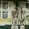 Nashoba Regional High School girls' basketball played Acton-Boxborough Regional High School on Thursday night in Bolton. NRHS's #5 Shauna Curran shoots a foul shot. SENTINEL & ENTERPRISE/JOHN LOVE