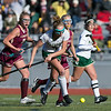 Nashoba Regional High School field hockey played Algonquin Regional High School on Saturday, Nov. 9, 2019 for the Central Mass. Division 1 championship. NRHS's #5 Kira Spedden. SENTINEL & ENTERPRISE/JOHN LOVE