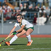Nashoba Regional High School field hockey played Algonquin Regional High School on Saturday, Nov. 9, 2019 for the Central Mass. Division 1 championship. NRHS's #3 Madeline Zacchini. SENTINEL & ENTERPRISE/JOHN LOVE