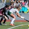 Nashoba Regional High School field hockey played Algonquin Regional High School on Saturday, Nov. 9, 2019 for the Central Mass. Division 1 championship. NRHS's #4 Abigail Zacchini. SENTINEL & ENTERPRISE/JOHN LOVE