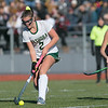 Nashoba Regional High School field hockey played Algonquin Regional High School on Saturday, Nov. 9, 2019 for the Central Mass. Division 1 championship. NRHS's #2 LeLa Boermeester. SENTINEL & ENTERPRISE/JOHN LOVE