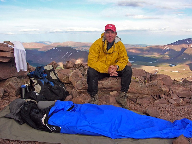 Dan Smith<br /> -  PRTL 1220 Autumn Backpacking<br /> -  PRTL 1221 Backpack Lake Powell Area<br /> -  PRTL 1240 Mountain Bike Plateaus