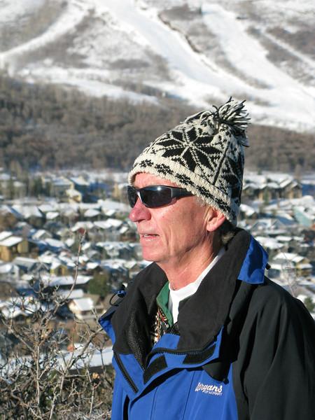 Tom Cammermeyer<br /> PRTS 1228 - Yurt Camping