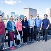 Office walk: Rob Tang, Terra Oliszczak,Kathy Petillo, Rocio Normand, Kevin Cantrell, Dean Van Rooyen, ?