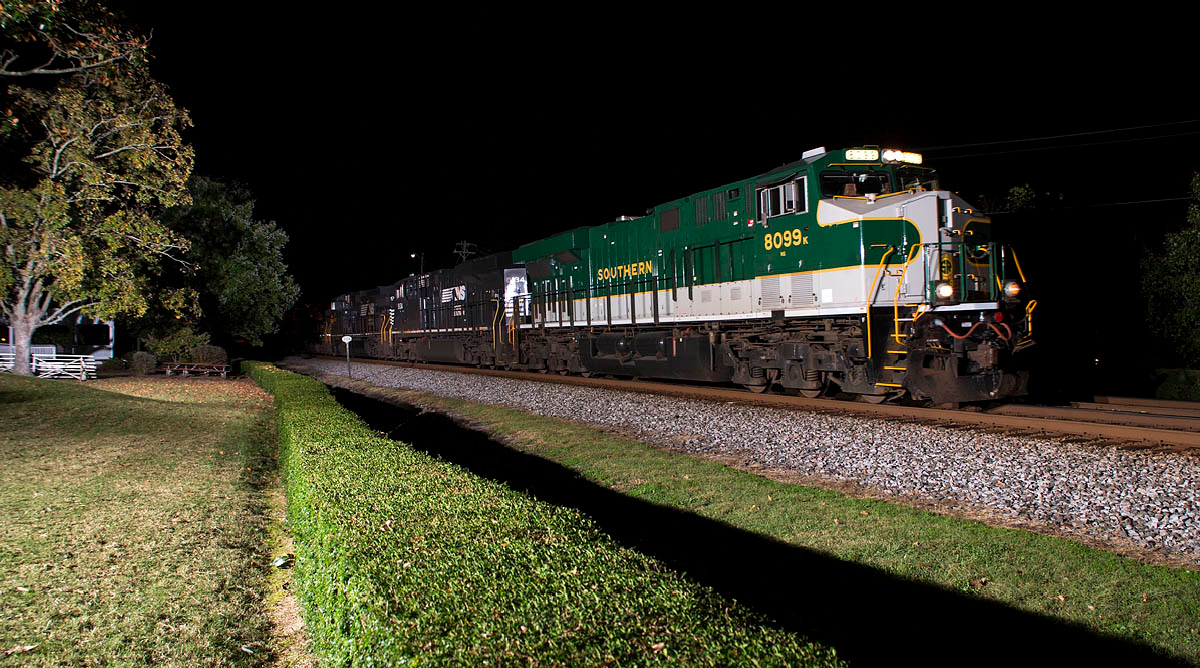 NS train 351 Thomasville,NC 10/14/13