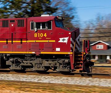 Lehigh Valley Heritage motor NS 8104 Landis,NC.