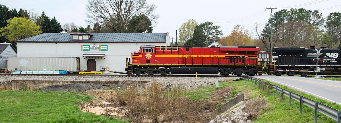 NS 35Q Dry Fork,VA 3/26/16