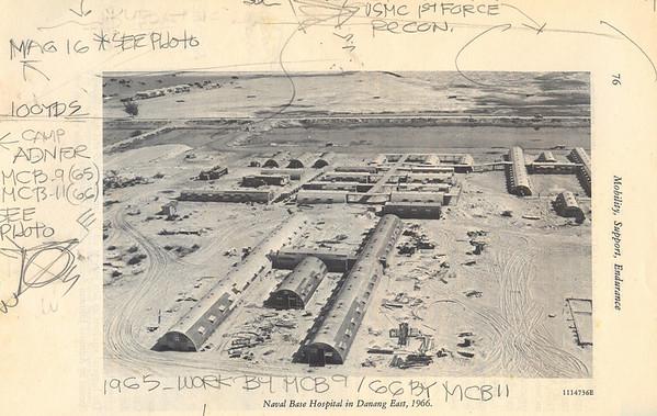 NSA Danang Hospital - '65