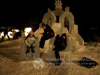 2008 - World Ice Art Championship - Finished Part 2