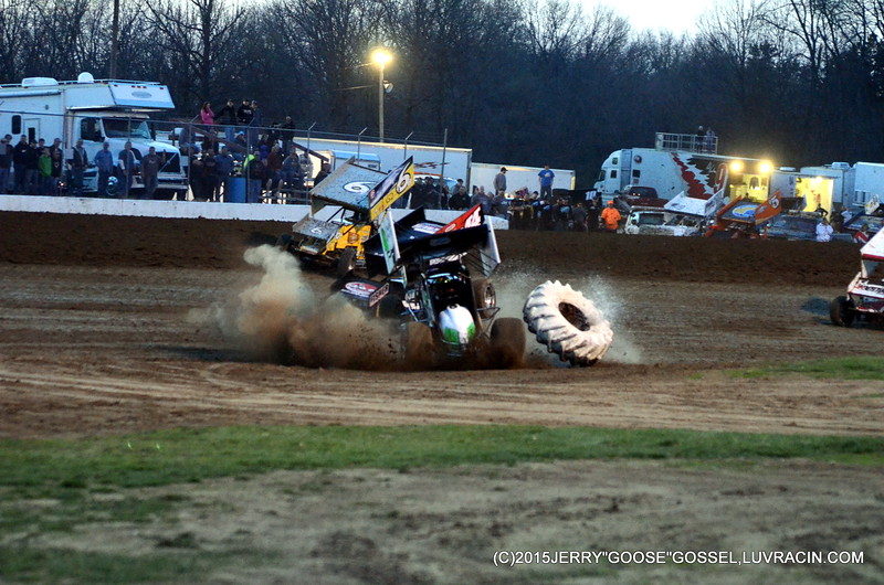 TIRE VRS SPRINT CAR TIRE WINS