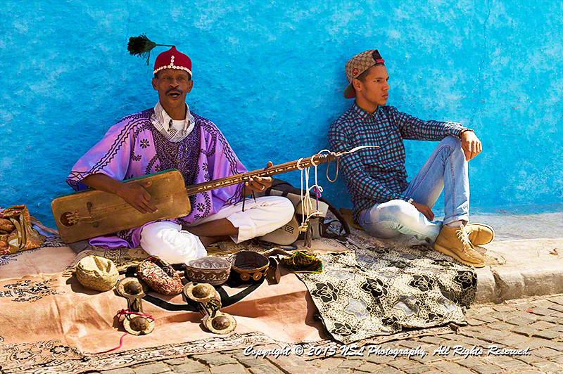 Medina and Kasbah in Rabat-Sale