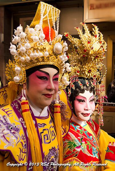 Chinese New Year Celebration - Chinatown, New York City