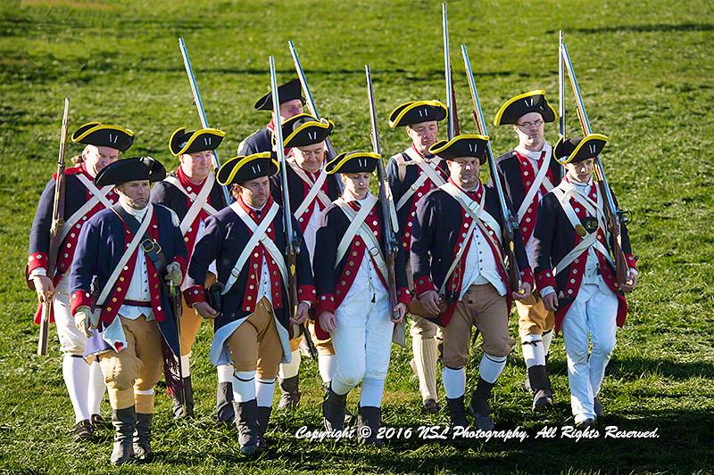 Ft. Mifflin Revolutionary War reenactment