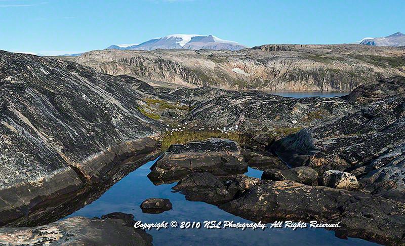 Hekla Havn, Scoresby Sund, Greenland